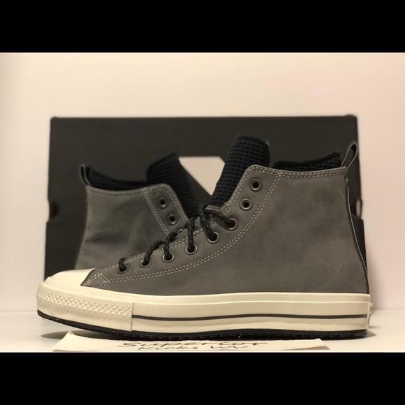 """Converse CTAS Boot Hi """"Carbon Grey/Black/Egret"""""""